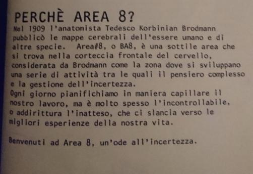 area8 matera